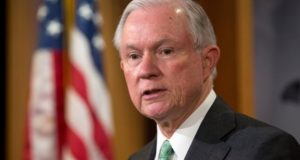 Fiscal general Jeff Sessions