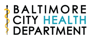logo baltimore city health